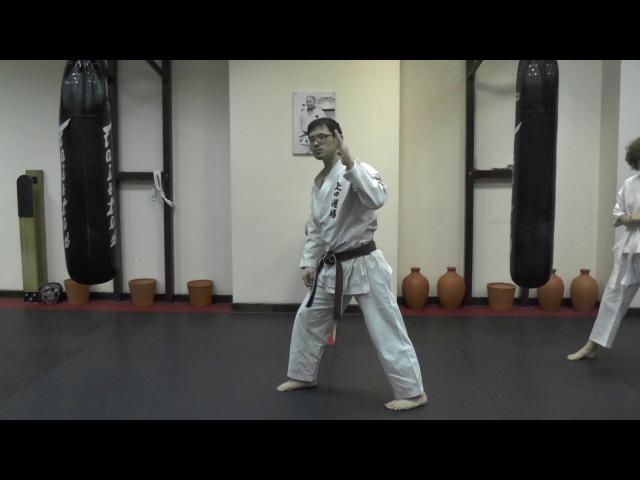 Каратэ ОКИНАВА КЭМПО:СЭНАКА НО КИТАЭ/Тренировка для спины » Freewka.com - Смотреть онлайн в хорощем качестве