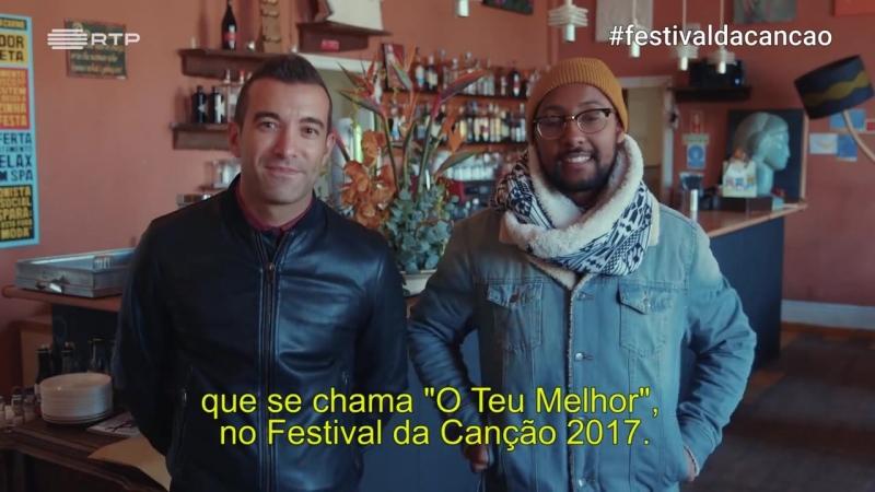 Rui Drumond -O Teu Melhor (Compositor Héber Marques) FestivalDaCanção