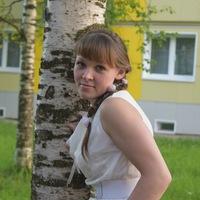 Анкета Мария Сластенникова