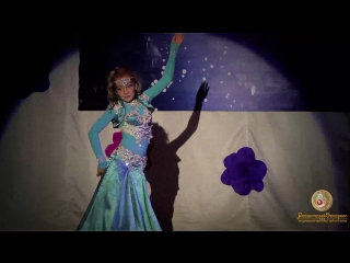 Ромашина Ксения выступление на гала-шоу на фестивале Al Shark г. Волгоград