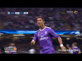 Ювентус - Реал Мадрид 0:1. Криштиану Роналду