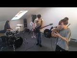 Анаглиф- Жить в тиши( demo)