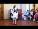 Республиканский конкурс чтецов «Читаем Пушкина». 6 июня 2017 г. Анна Золотарёва