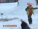 Анонс Х-ф Мой ласковый и нежный мент Телеканал TVRus