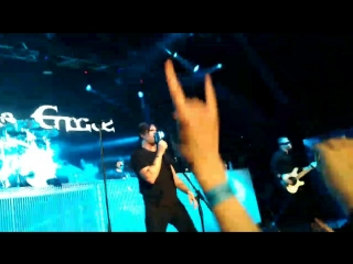 Three Days Grace Painkiller ( live concert in Minsk 2017)