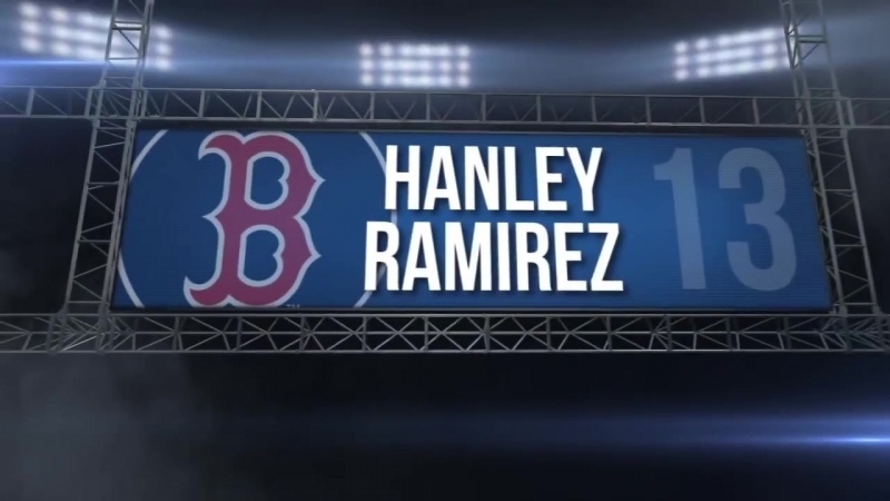 8 12 16 Hanley and Papi power the Red Sox to a win