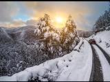 Зима в Крыму (под песню в исп. ВИА Лейся песня)