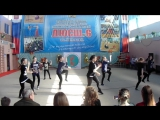 День рождение Федерации Черлидинга (2года). Dance of life (хип-хоп)