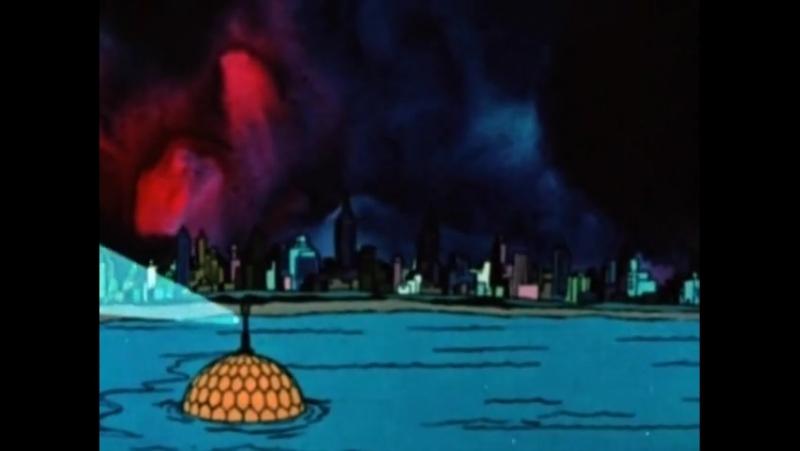 Настоящий Человек-паук 3 сезон 13 серия (1967 – 1970)