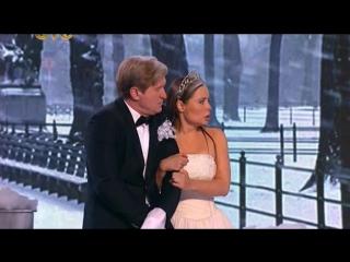 Уральские пельмени-свадебная фотосессия зимой