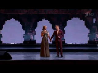 Екатерина Гусева и Стас Пьеха - Вечерняя песня