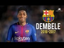Ousmane Dembélé - Skills Goals ● Welcome to Barcelona?