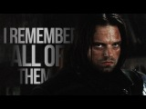 bucky barnes i remember all of them