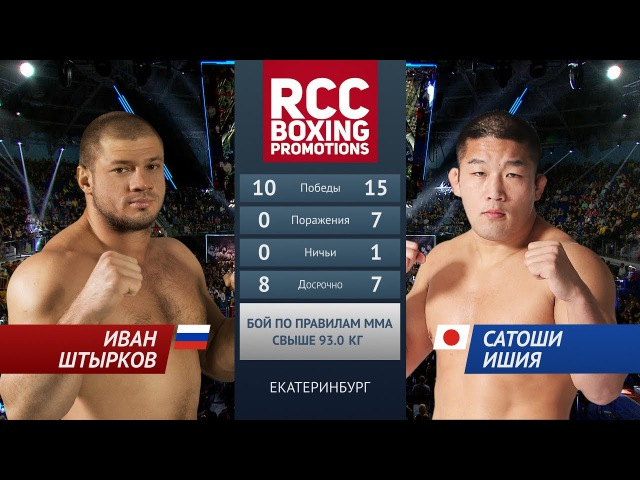 Иван Штырков vs Сатоши Ишии Ivan Shtirkov vs Satoshi Ishii