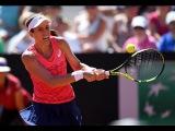 2017 Internazionali BNL d'Italia Second Round | Johanna Konta vs Yulia Putintseva | WTA Highlights