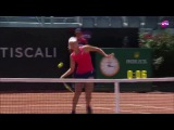 2017 Internazionali BNL dItalia Day 2 | Shot of the Day | Daria Gavrilova