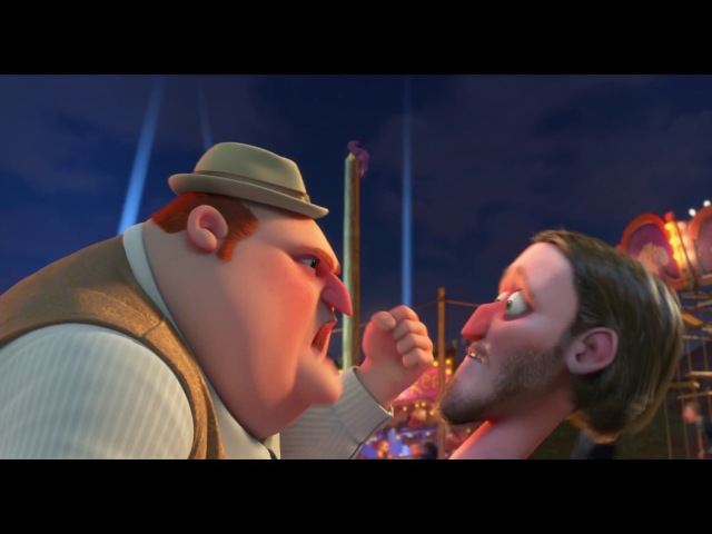 ENG | Трейлер 3 мультфильма «Реальная белка 2 — The Nut Job 2: Nutty by Nature». 2017.