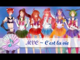 MVC 6C'est la vieSailor Moon Live Action OST