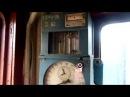 Кабина и салон электропоезда Ср3-1775