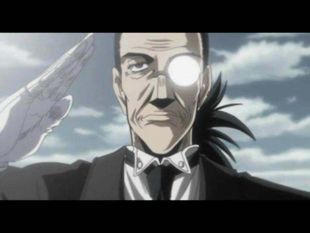|HD| Hellsing Ultimate II OVA 02 Clean Ending Creditless