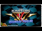 The Karters Pre Alpha Gameplay Trailer (Gamescom 2016)