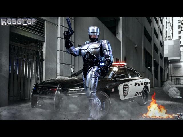 Полное прохождение PC Robocop Робокоп Русская версия