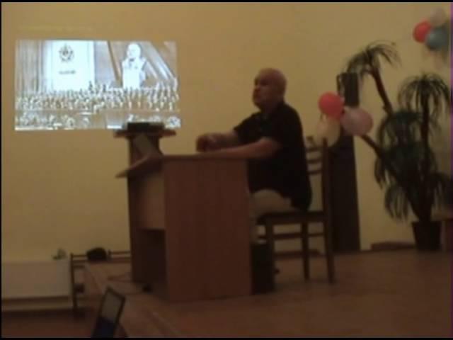 Зазнобин В М 2011 06 08 Встреча с жителями села Ивановка Азербайджана