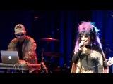 Nina Hagen with Adamski - Killer - London Shepherd's Bush 02 Empire 24092016