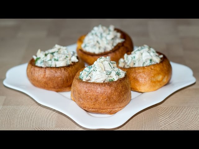 ЙОРКШИРСКИЕ ПУДИНГИ (американские поповеры) | Yorkshire Pudding Recipe (Popover)