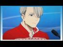 Yuri on ice - Последний снег! Юрий на льду AMV/Аниме клип. Юри и Виктор/Виктури