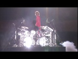 YOSHIKI Drum Solo (HD) - 912 2010.08.15 X JAPAN WORLD TOUR Live in YOKOHAMA