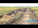 Президент посетил археологические раскопки вблизи села Глиное