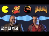 Classic Video Game Sounds Explained by Experts (1972-1998)  Part 1  WIRED