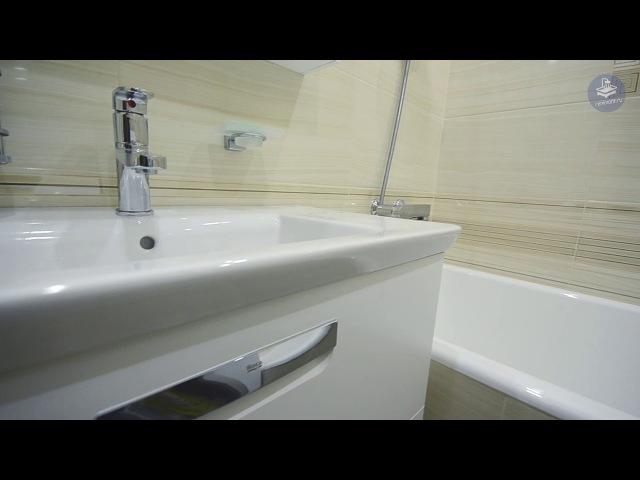 Remmont.ru - Ремонт ванной комнаты и туалета в доме серии П-44Т