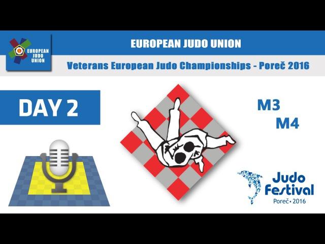 Veterans EJC 2016 Porec - day2