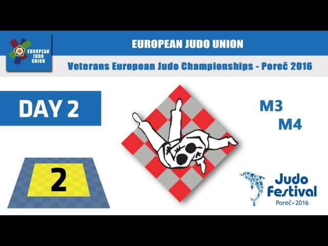 Veterans EJC 2016 Porec - day2 - Mat 2