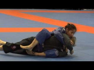 Jessie Carpenter vs. Melissa Biscardi, New York Open 2012