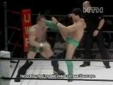 Бушидо Томми Каиро - Хиромитсу Канехары  #162 Tommy Cairo Vs Hiromitsu Kanehara