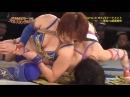 Kana( NXT's Asuka) vs Mio Shirai(KAGUYA)