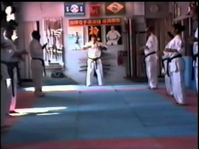 Kihon Geiko - Karate Kyokushinkaikan Brasil