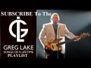 Greg Lake performing Epitaph The Court of the Crimson King during his Songs of a Lifetime Tour