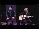 ПРЕМЬЕРА Adam Lambert - Never Close Our Eyes Acoustic- 25.03.2012.mp4