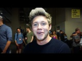 UFC 202: One Directions Niall Horan Reacts to Conor McGregor Win Over Nate Diaz