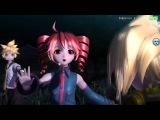 Knife Kasane Teto &amp Kagamine Rin &amp Len Project Diva Arcade FT