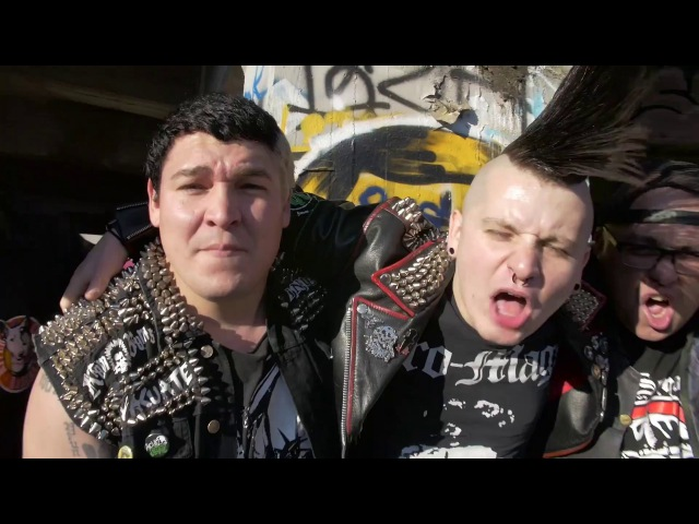 Corrupted Youth - Class Struggle (OFFICIAL VIDEO)