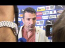 Buffon Grazie Udine per gli applausi