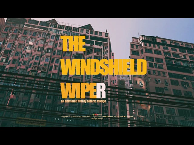 The Windshield Wiper - trailer 01 - coming 2017