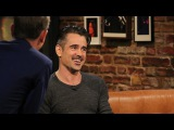 Colin Farrell on being single for six years The Late Late Show RT