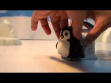 Penguin Life - Plug-in Solar Rechargeable Kit