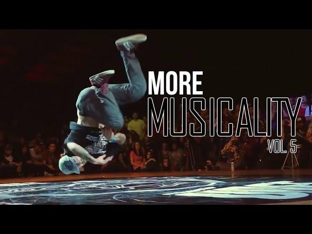 MORE Beatkilling Musicality | Hip Hop, Krump, Bboy, Popping, Locking | Vol. 5